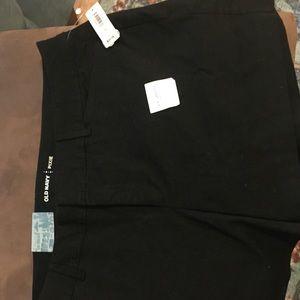 Black 3.5 chino shorts. Never worn.